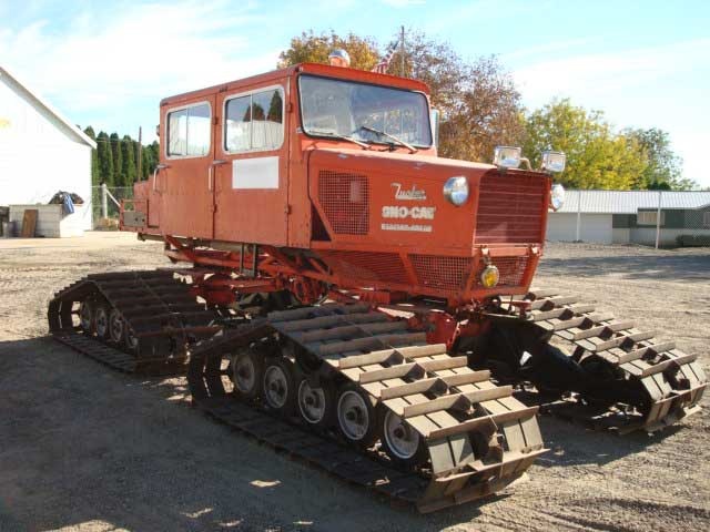 Snow Cat Undercarriage For Sale