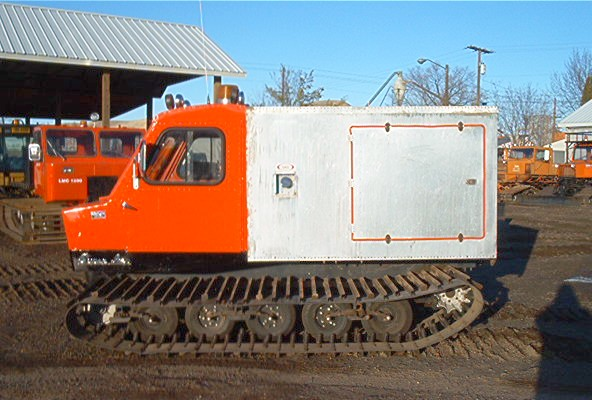 Thiokol 1450 Super Imp, 6 cyl., AT, covered storage area, runs